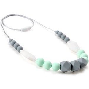 Other - BOGO Free Turquoise teething necklace